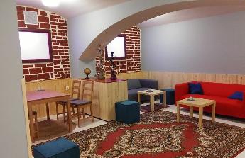Odkup čajovny v Brně