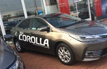 Naše vysněná Corolla