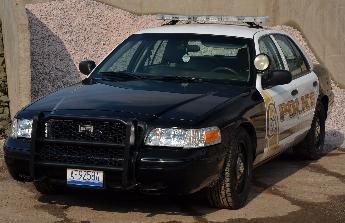 Policejní hlídkové vozidlo