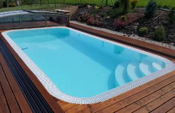 Bazén pro rodinu
