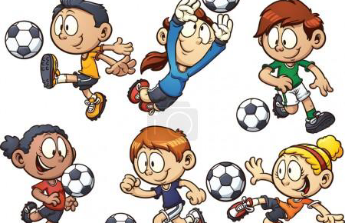 Fotbalová škola pro malé děti