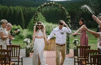 Veselka a svatební cesta