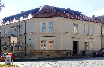 Byty u kláštera ve Zlaté koruně