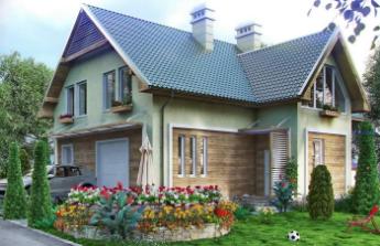 vysněná rekonstrukce domku