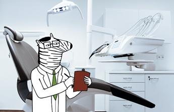 potreba pro celou rodinu na stomatologii
