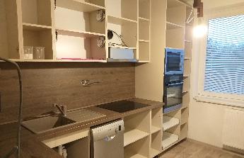 Dofinancování nové kuchyně