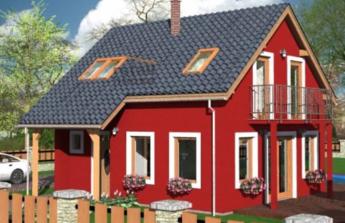 zasítování pozemku a věcí kolem stavby domku