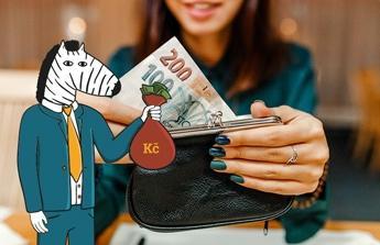 Splacení kreditní karty a kontokorentu