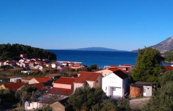Dozařízení apartmánů v Chorvatsku.