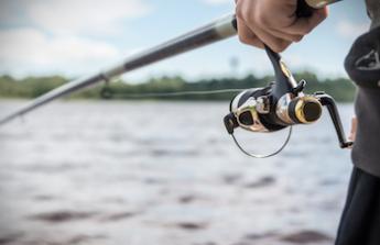 Vysněna dovolená a Nové Rybářské pomůcky