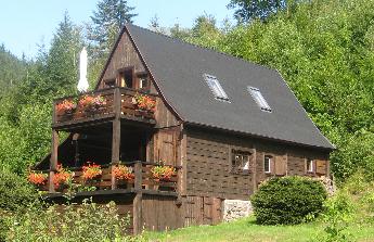 Chata u Metuje
