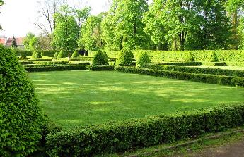 Zahrada pro relax