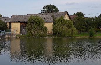 Splněný sen u rybníka