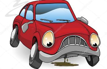 oprava mého autička