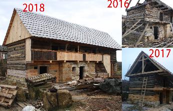 rekonstrukce špejcharu II.