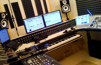 Domácí nahrávácí studio