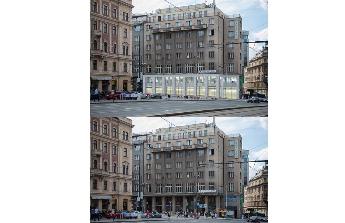 Revitalizace IPPavlova v Praze