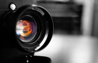 Nadupaný fotoaparát