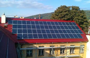 Soběstačný energetický systém