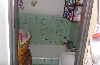 Realizace nové koupelny a kuchyně