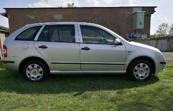 Moje první autíčko