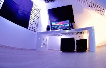 produkční / hudební studio