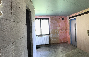 Přestavba apartmánu