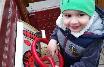 Automobil pro mého chlapečka