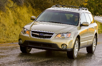 Subaru pro mámu