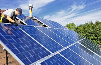 Domaci fotovoltaicka elektrarna