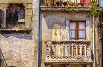 Letní sídlo na Sicílii