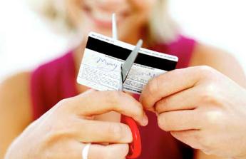 Zbavit se kreditky