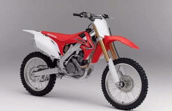 Splnění snu koupit si MotoCross motorku