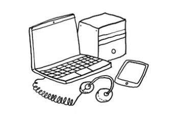 Nový pokoj a počítač