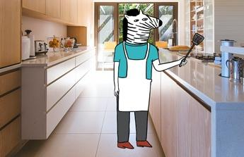 Nové kuchyňské vybavení
