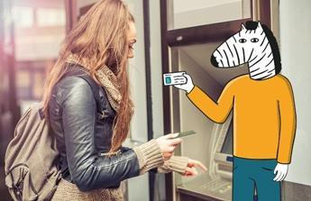 splacení nevýhodné drahé půjčky s využitím kred. karty