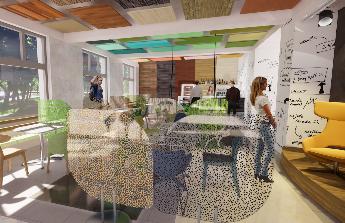 Design kavárna