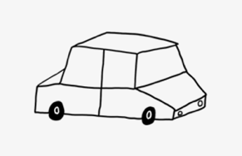 Koupe auta