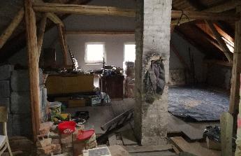 Rekonstrukce půdních prostor