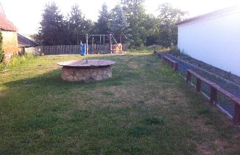 Penzion se zahradou