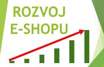 E-SHOP - rozšíření nabídky